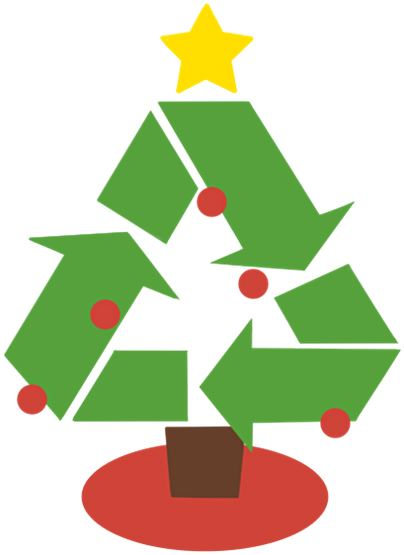 Tree Recycle Christmas